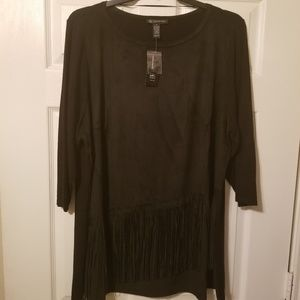 INC blouse size 3X Brand new with Tags